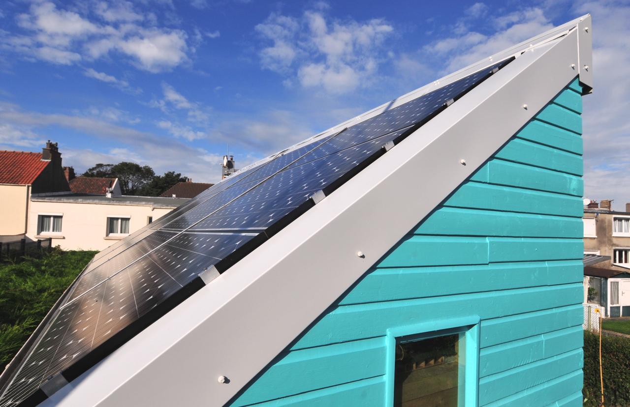 solaire toit