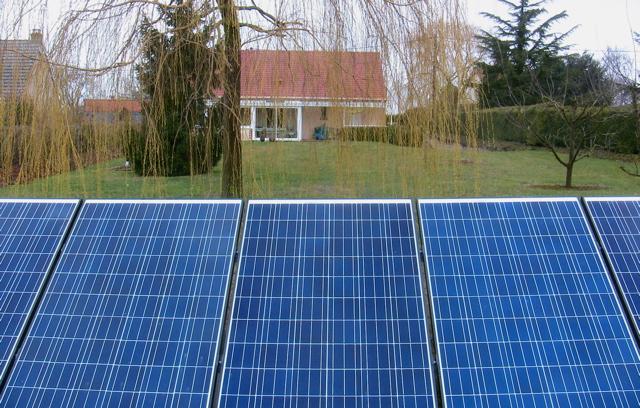 Autoconsommation photovoltaïque