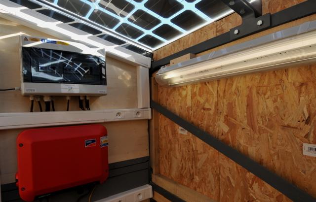 Intérieur Eco-atelier