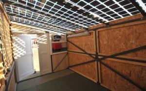 Intérieur Eco-atelier Boulogne-sur-mer
