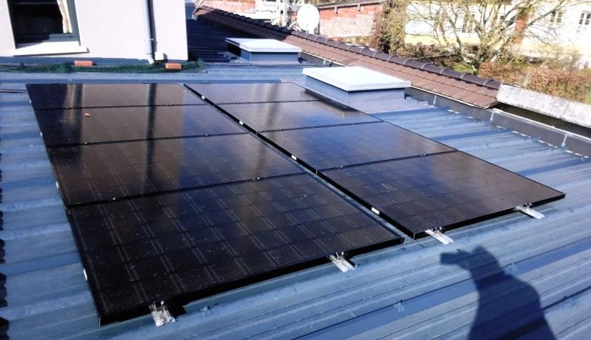 Photovoltaïque toit 62