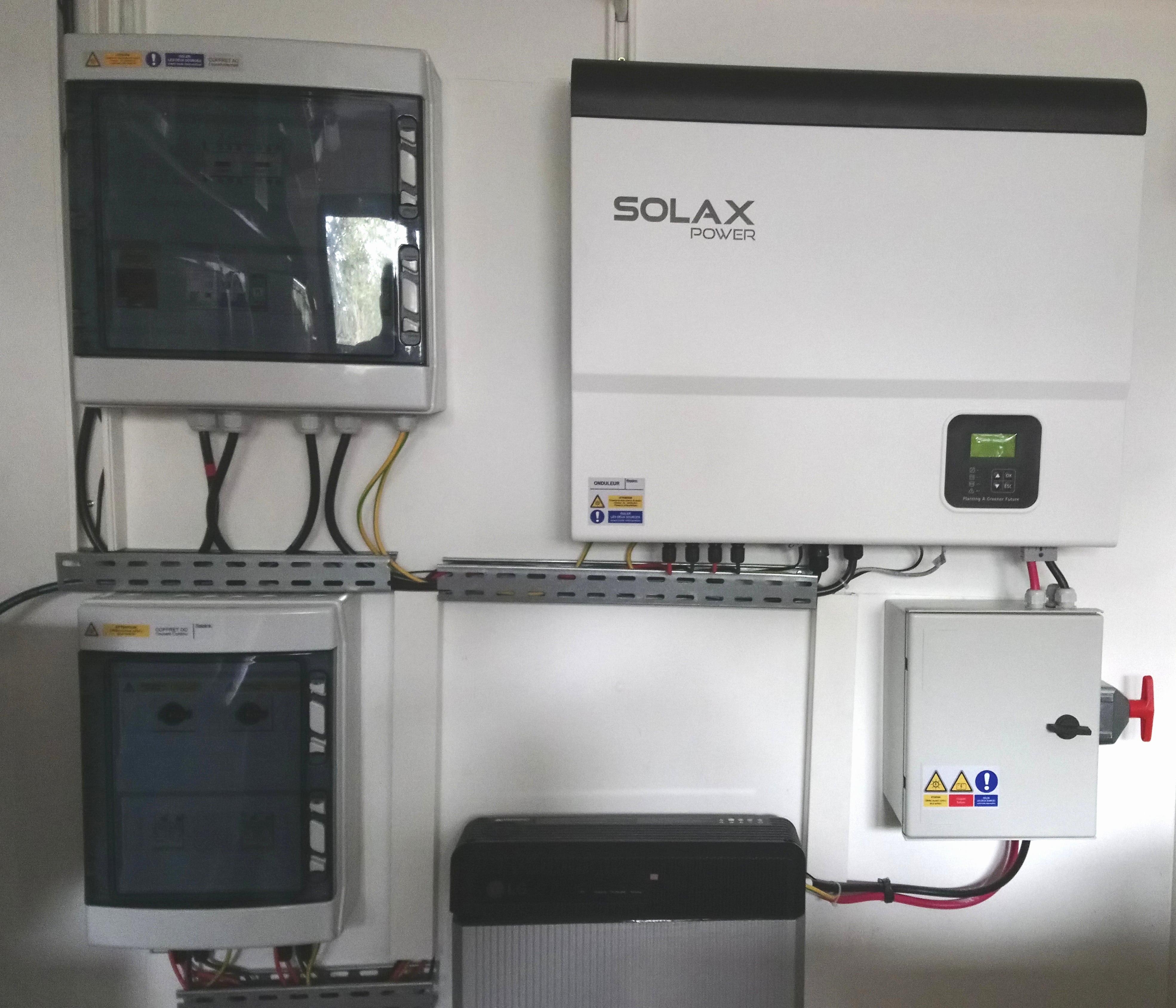 Electrique photovoltaïque 62