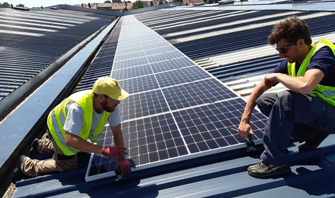 Photovoltaïque Somme